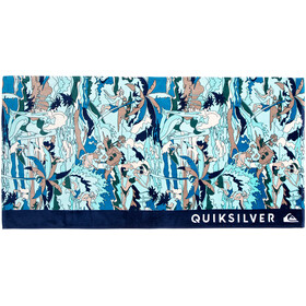 Quiksilver Freshness Asciugamano, medieval blue